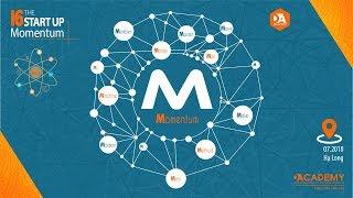 [THE START UP 16] - MOMENTUM - HN