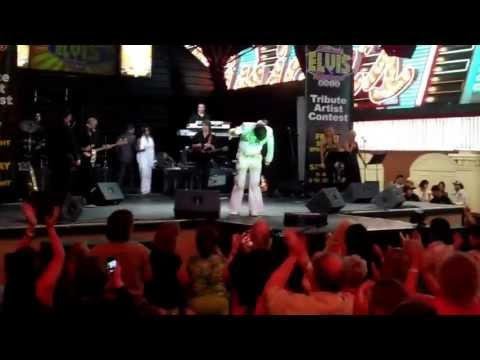 "James Kruk - ""My Way"" - Ultimate Elvis Tribute - Las Vegas 2013"