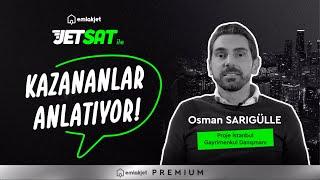 Jetsat'la Kazananlar Anlatıyor - Osman Sarıgülle