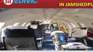 Get Remarkable and Supreme Shifting Air Ambulance from Varanasi by Medivic