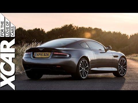 Aston Martin DB9 GT: Saying Goodbye To A Legend - XCAR