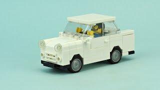 LEGO Trabant 601 MOC Building Instructions