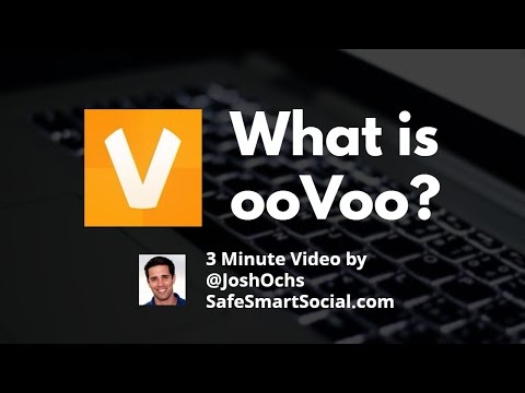 ooVoo App – Social Media Safety Guide