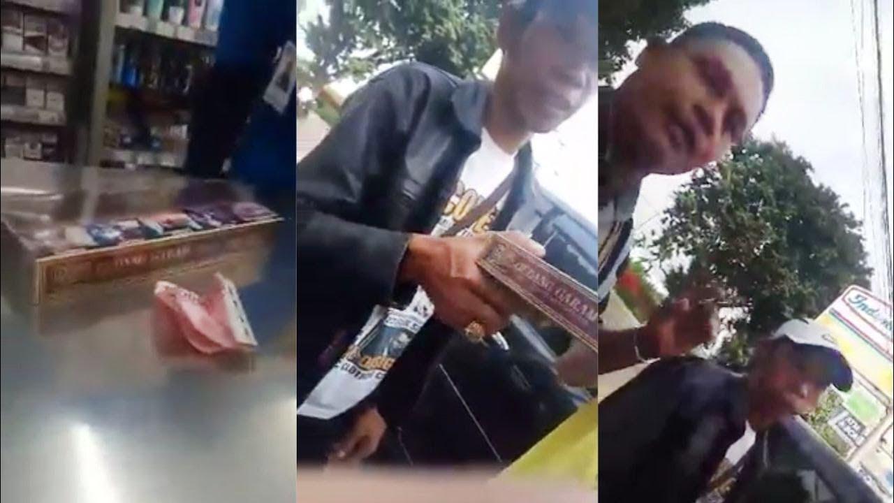 Palak Sopir Taksol 1 Slop Rokok, Pelaku Sebut Nama Anggota Polresta Sidoarjo, Polisi Beri Keterangan