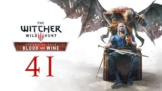 WITCHER 3: Blood and Wine #41 - The Man From Cintra