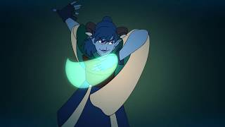 SPIRITUAL WEAPON   Jester Critical Role Animation Jester