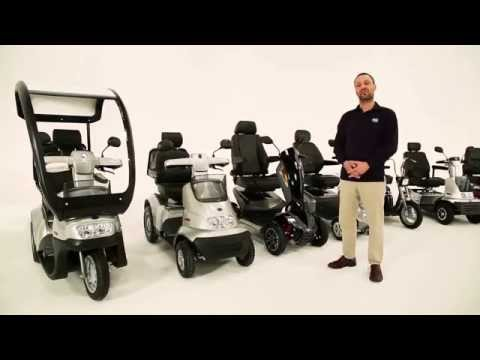 TGA Mobility - Choosing the Right Mobility Scooter for You YouTube video thumbnail