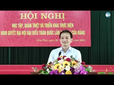 Công ty Than Hạ Long nhiều hoạt động ý nghĩa, thiết thực kỷ niệm 25 năm ngày thành lập Đảng bộ Than Quảng Ninh (13/7/1996 – 13/7/2021)