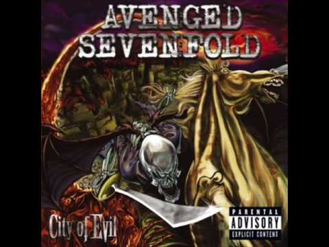 Avenged Sevenfold (a7x) - Sidewinder (W/Lyrics) online metal music video by AVENGED SEVENFOLD