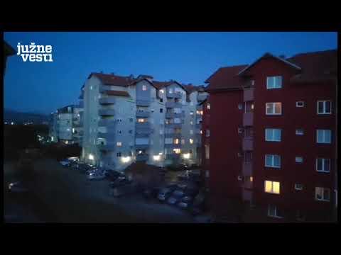 Nastavljeni aplauzi, ali i protesti nezadovoljnih građana na jugu Srbije [video]