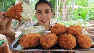 Yummy cooking crispy chicken leg recipe - Cooking skill