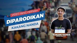 Parodikan Indonesian Idol dan Trending, Ini Video yang Pernah Diparodikan Kakang Nanda