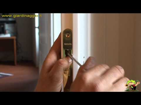 sostituzione serramento porta