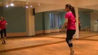 玲実先生のダンスレッスン〜リズム取りの仕組みのサムネイル画像