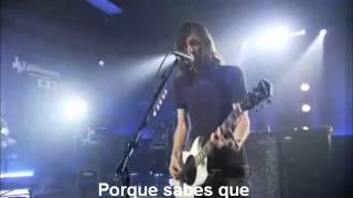 The All-American Rejects - Damn Girl (Subtitulos en Español)