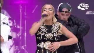 Rita Ora - 'I Will Never Let You Down' (Summertime Ball 2015)