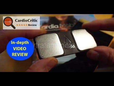 Kardia Mobile ECG Machine - smartphone connected EKG monitor