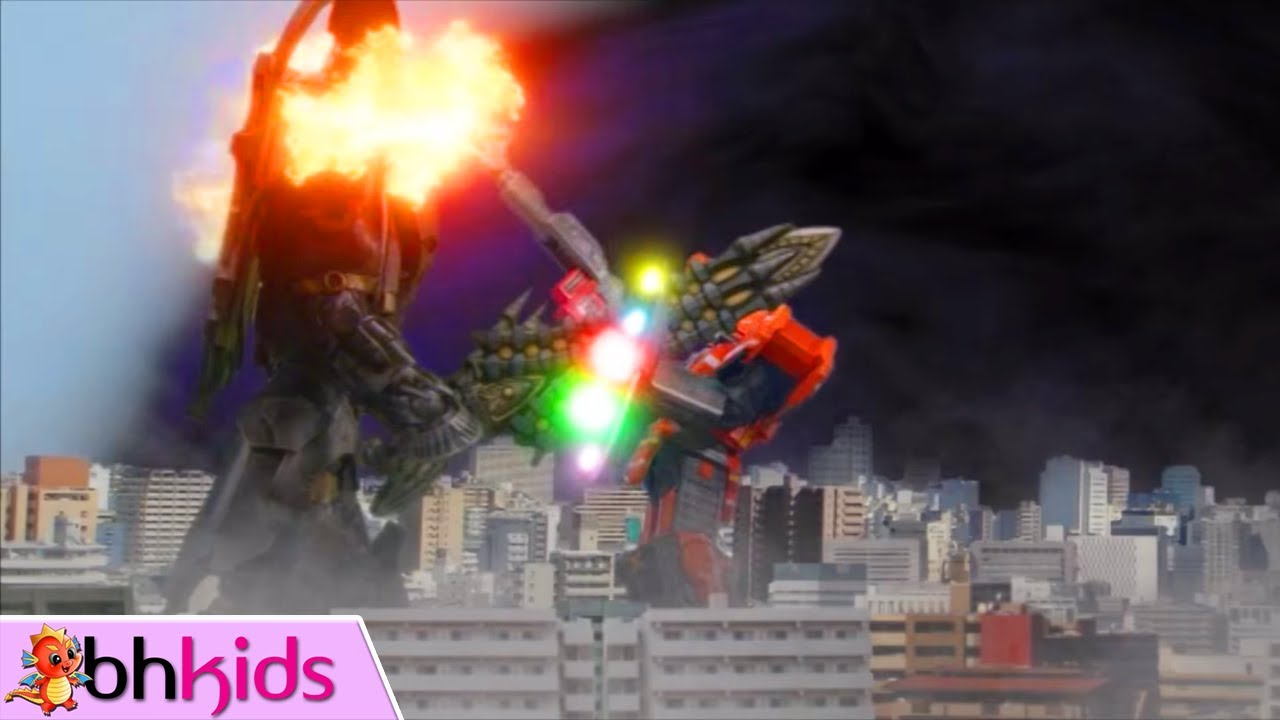 Siêu Nhân Đường Sắt - Ressha Sentai ToQger, Tập 46: Không Gian Chết Người