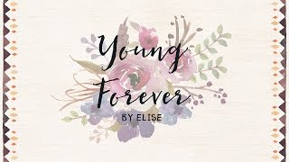 Gambar cover (Acoustic English Cover) BTS - Young Forever | Elise (Silv3rT3ar)