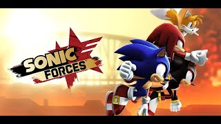 Sonic Forces: Speed Battle out on Android today!