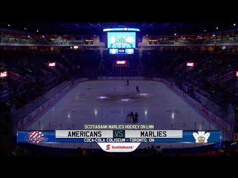 Americans vs. Marlies | Mar. 23, 2019