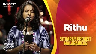 Rithu - Sithara's Project Malabaricus - Music Mojo Season 6 - Kappa TV