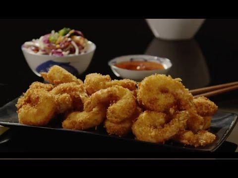 Shrimp Recipes – Japanese Style Deep Fried Shrimp