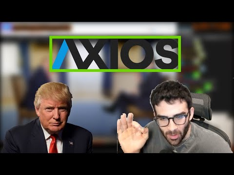 HASAN REACTS TO FULL AXIOS TRUMP INTERVIEW
