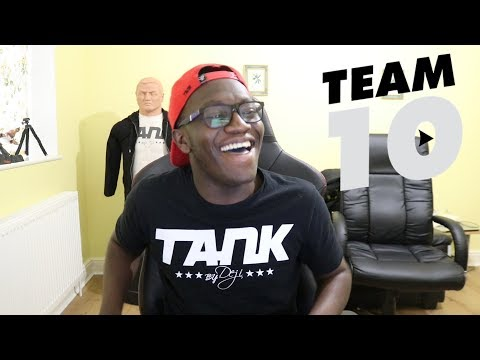 TRY NOT TO LAUGH (JAKE PAUL EDITION)