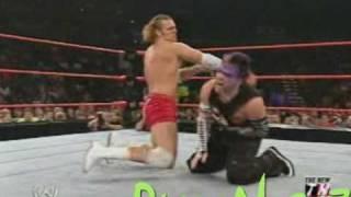 WWE RAW 10.21.2002 - Jeff Hardy vs. Chris Nowinski
