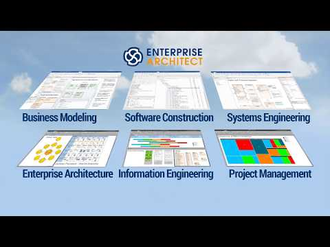 Introducing Enterprise Architect 14