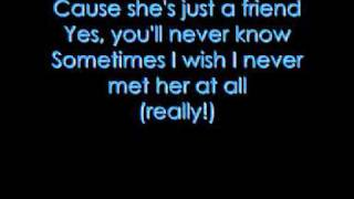 Jay Sean   Just A Friend Lyrics