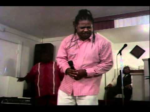 Brother Aron ministers a word from God. .wmv