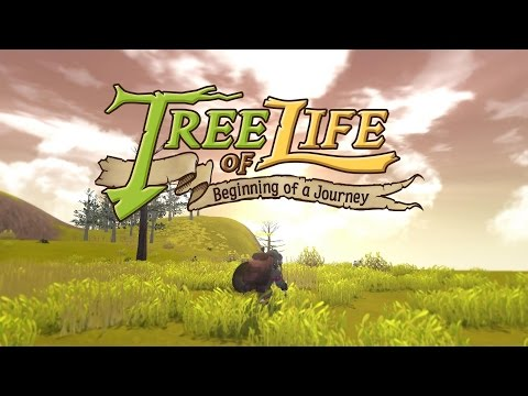 Sandbox MMORPG 'Tree of Life' (Steam Early-Access Trailer) thumbnail