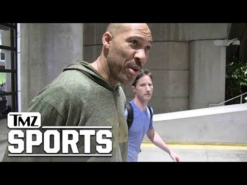 LaVar Ball Returns To U.S., Dodges Trump Questions | TMZ Sports