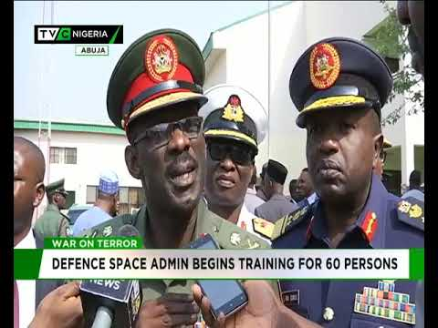 Defence Space Admin begins training for 60 officers