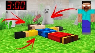 Minecraft - HELLO NEIGHBOR - DO NOT PLAY at 3:00 AM!!!