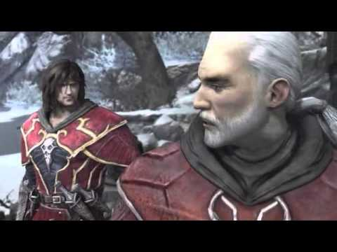 What A Horrible Night For A Castlevania: Lords Of Shadow Trailer
