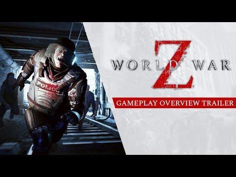《末日之戰World War Z》詳細介紹影像
