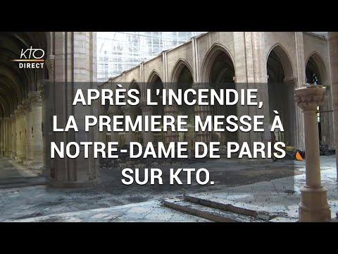 Messe de la Dédicace de Notre-Dame de Paris