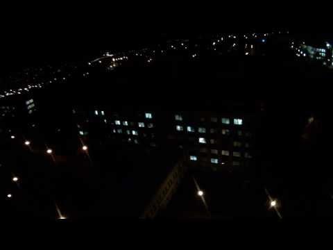 Večerní křik 20.11.2013 Purkyňovy koleje Brno