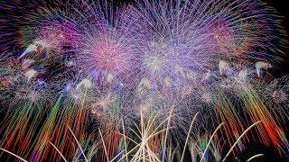 [4KUHD]世界一美しい日本の花火大会ThemostBeautifulJapanesefireworksintheworld[Feuerwerk]