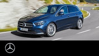 YouTube Video 1GS6o7wmhIw for Product Mercedes-Benz B-Class (3rd gen, W247) by Company Mercedes-Benz in Industry Cars