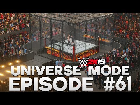 WWE 2K19 | Universe Mode - 'JUDGMENT DAY PPV!' (PART 3/4) | #61