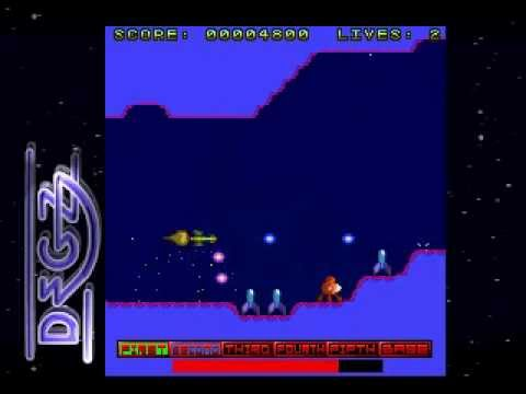 Degz - new Atari Jaguar game 2012