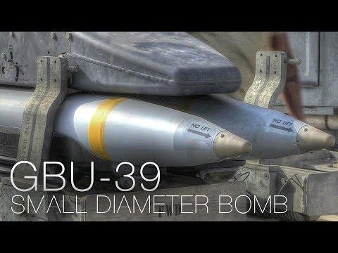 Gbu 39 Small Diameter Bomb Sdb Explained Militaryleak