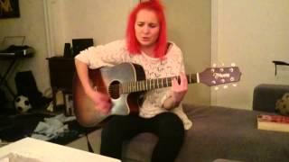 Apulanta - odotus (acoustic cover)