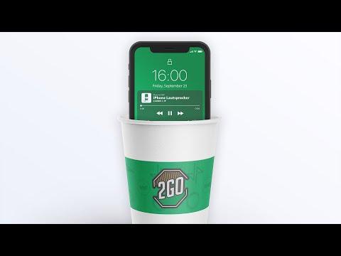 iPhone Lautsprecher