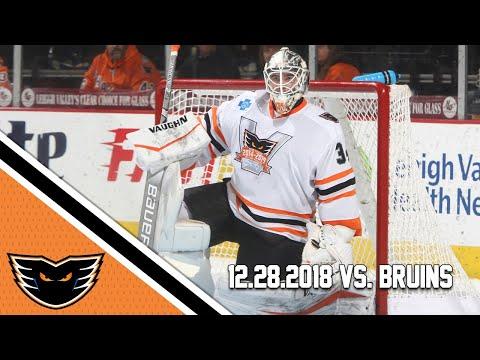 Bruins vs. Phantoms | Dec. 28, 2018