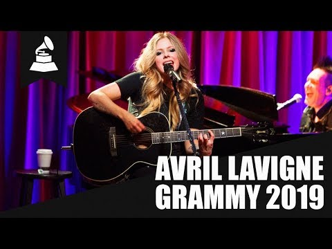 Avril Lavigne - Warrior/My Happy Ending/Head Above Water/Girlfriend (GRAMMY Museum 2019)